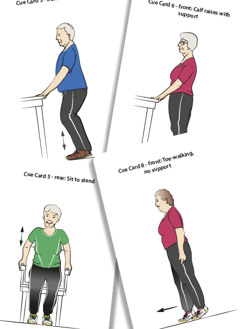Mobility Illustrations - for Eden Consultancy Group