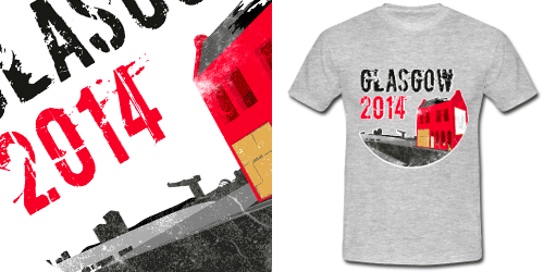 Glasgow 2014 T-shirt